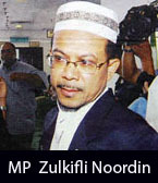 Zulkifli Mendedahkan Agensi Perisikan Asing Membantu PKR