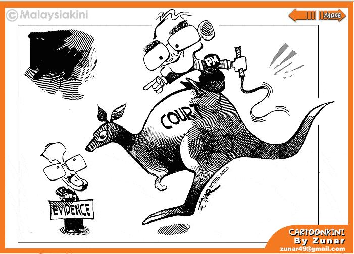 701 x 504 · 75 kB · jpeg, Karya Zunar terbaru di Malaysiakini terang